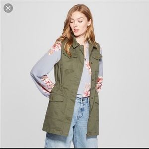 NWT A New Day Cargo Vest